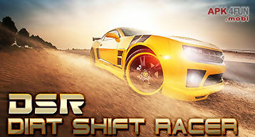 Dirt shift racer: dsr