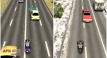 Crazy moto racing free