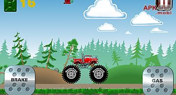 Fun monster truck race 2