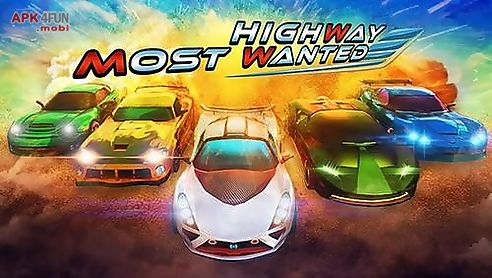 highway most wanted