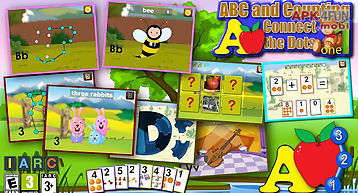 Kids abc and counting