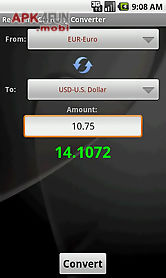 real time currency converter