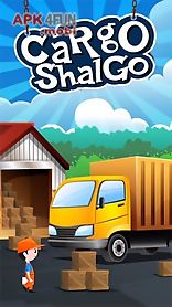 cargo shalgo: truck delivery hd
