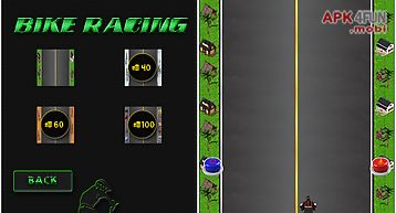 Highway bike race3d