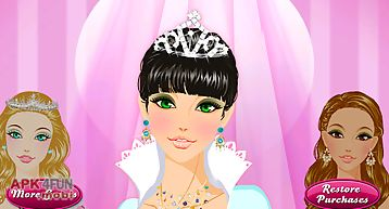 Princess make-up