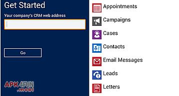 Dynamics crm for phone express