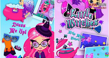 Little witches magic makeover