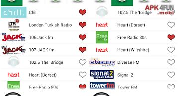 Radio fm via internet