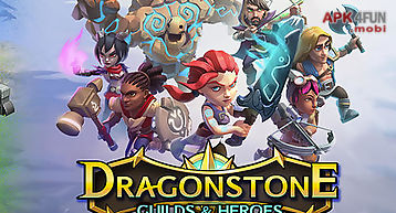 Dragonstone: guilds and heroes