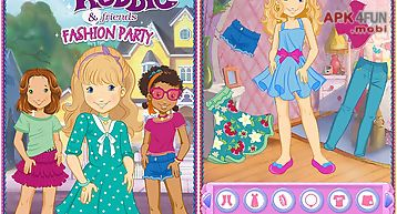 Holly hobbie & friends party