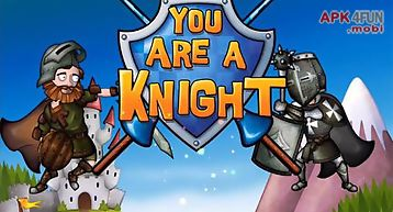 You are a knight