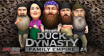 Duck dynasty: family empire