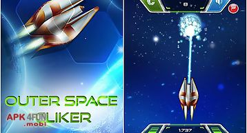 Outer space clicker