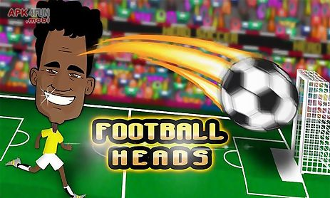 Football heads - soccer game for Android free download from