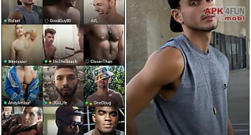 Grindr - gay chat, meet & date