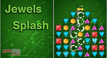 Jewels splash