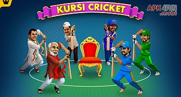 Kursi cricket world cup