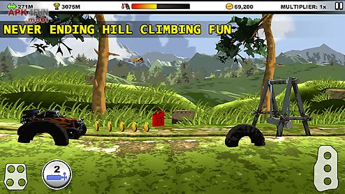 hill climbing forever mania