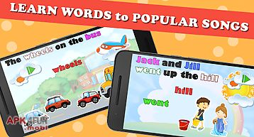 Kids story books - kids games