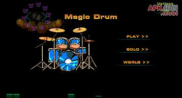 Magic drum
