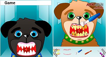 Animal dentist games