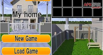 Sneaks game:my home