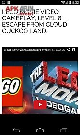lego movie video game walkthroughs