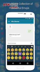 Emoji keyboard marshmallow for Android free download from