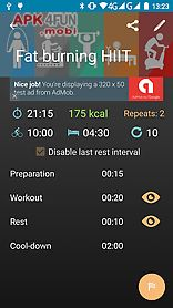 interval timer 4 hiit workout