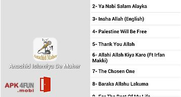 Maher Zain Song Mp3 For Android Free Download From Apk 4free Market Apk4free Mobi