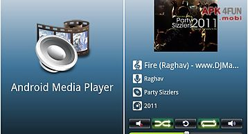 Media player for android