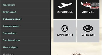 Avinor flights