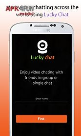 lucky chat - random video call
