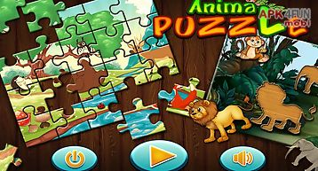 Free picture puzzle for kids - a..
