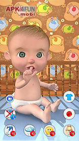 my baby (virtual pet)