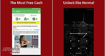 Adme - lockscreen cash rewards