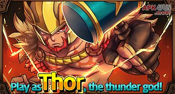 Thor: lord of storms
