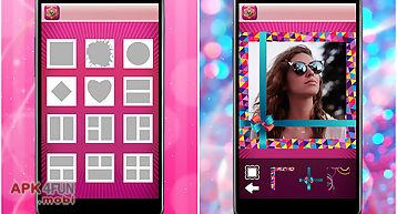 Beauty camera makeover effects