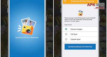 Duplicate photos remover