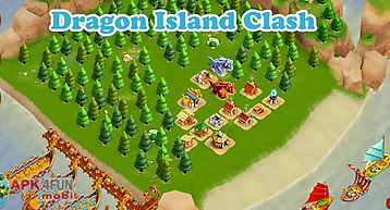 Dragon island clash