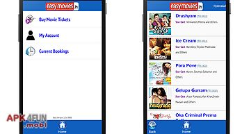Easymovies - online tickets