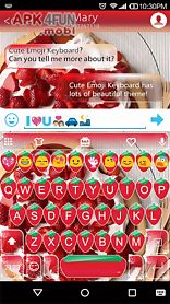 epicurious emoji keyboard skin