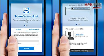 Teamviewer for meetings for Android free download from Apk