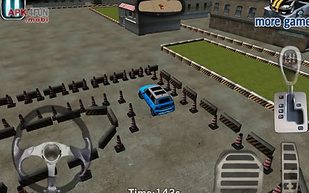 3d parking lot king - car park