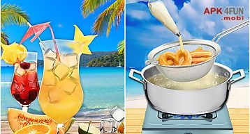 Summer party! beach food maker
