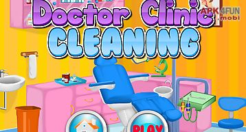 Doctor clinic clean up