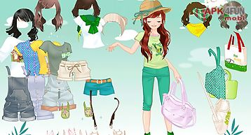 Girl dressup games