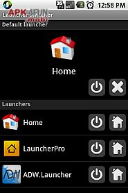 launcher switcher