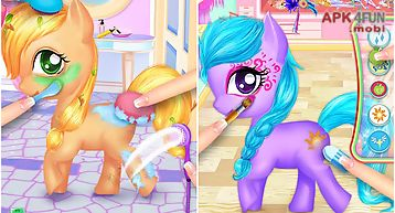 Pony salon: my little princess