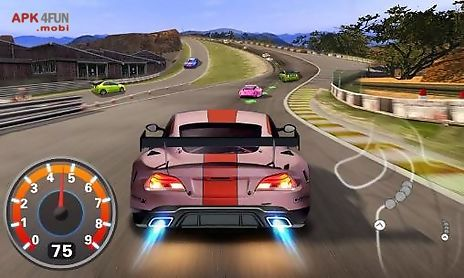 real drift traffic racing: road racer
